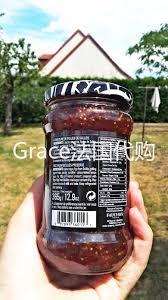 cuisiner une pot馥 現貨法國本土採購fauchon馥頌法國產天然紫色無花果果醬365g甜品