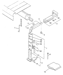 Dometic Awnings Caravansplus Spare Parts Diagram Dometic A U0026e 8500 9000 Awning