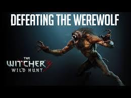 wild hunt witcher 3 werewolf witcher 3 werewolf