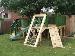 Backyard Zip Line Without Trees by Superior Backyard Zip Line Platform Part 9 Platform For The The