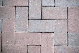 Patio Pavers How To Clean Cement Colored Residue Brick Patio Pavers Home