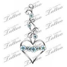 here u0027s a cute little forget me not flower i just tattooed