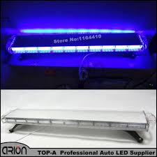 newest 47 inch 88 led emergency strobe lights car truck work light