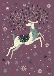 218 best art reindeer images on pinterest christmas ideas
