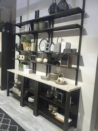 Kitchen Shelves Vs Cabinets Open Kitchen Shelving And The Flexibility That Comes With It