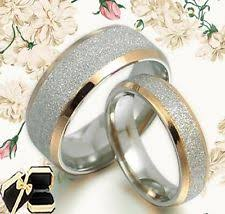 Wedding Rings His And Hers by Bride U0026 Groom Wedding And Anniversary Bands Without Stone Ebay