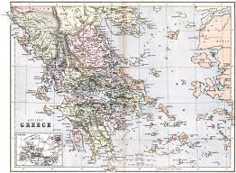 Ancient Greece Maps by Historical Maps Of The Ancient Greece