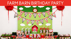 barnyard party invitations free printable invitation design