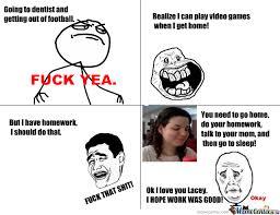 Awesome Girlfriend Meme - my girlfriend the awesome by bigmanbrad meme center