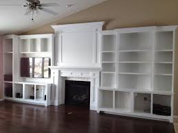Fireplace Bookshelves by Best 25 Built In Electric Fireplace Ideas On Pinterest