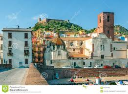 Italy Houses Old Italian Houses Stock Photo Image 65247796
