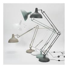 anglepoise floor lamp white salcombe trading home decor