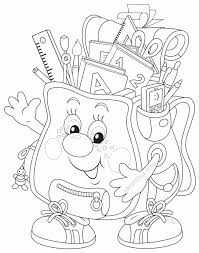 coloring page of a kitty hello kitty printable coloring page beautiful back to school