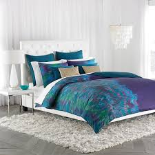 Blue King Size Comforter Sets Amazon Com Amy Sia Midnight Storm Duvet Cover Home U0026 Kitchen