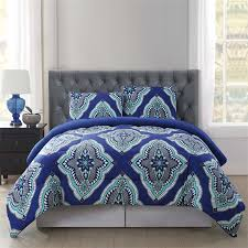 beautiful royal blue teal and gray beddings teen bedding guest