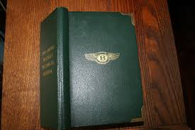 the derby bentley technical manual books an for sale hemmings
