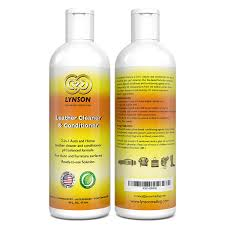 amazon com lynson leather cleaner and conditioner eco friendly