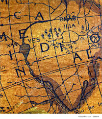 Ancient Map Old Exploration Map Picture