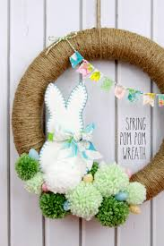 Easter Decorating Ideas For The Home by Diy Easter Decorations 17 Ideas How To Make A Cute Easter Door