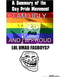 Gay Pride Meme - gay pride lol by xw0lfx meme center