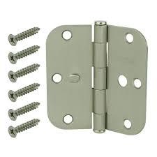 door hinges hinges doors satin nickel double action spring door