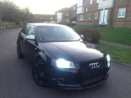 audi a3 2 0 tdi s line 2004 manual full leather 1 yr mot s3