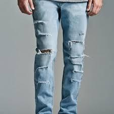 Burgundy Skinny Jeans Mens Bullhead Denim Co Light Ripped Skinny From Pacsun Swagger Of