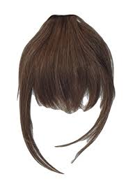 clip in fringe one clip in fringe bangs hairpiece light brown