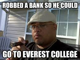 College Guy Meme - everest college guy meme college best of the funny meme