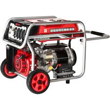a ipower 9000w gasoline powered generator electric start walmart com