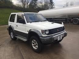 mitsubishi pajero 1998 mitsubishi pajero swb 2 8 diesel 3 door white 1994 year in