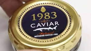 why japanese caviar is about to shake up the luxury world style