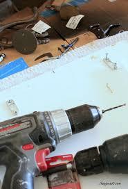 Kitchen Cabinet Fasteners Putting Keyhole Fasteners On Kitchen Cabinet Door Shoppe No 5