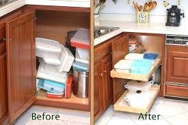 Kitchen Corner Cabinet Storage Solutions Kitchen Corner Cabinet Storage Solutions This Supreme Kitchen