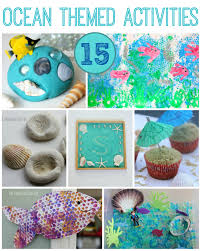 15 creative ocean themed activities the imagination tree