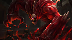 spirit halloween cerberus heroes of newerth lore official home for all hon content