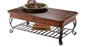 Rooms To Go Coffee Tables by 219 99 Coronado Bay Pine Cocktail Table Rectangle Rustic