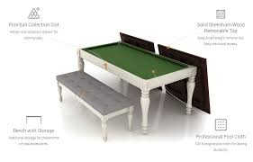 Professional Pool Table Size by Wooden Street Is Redefining Innovation In Furniture With The