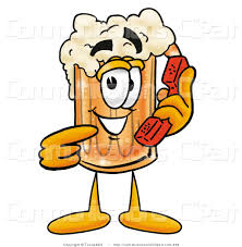 beer cartoon foaming beer mug clip art 25