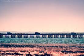 Massachusetts travel photography images Powder point bridge duxbury massachusetts coastal beach jpg