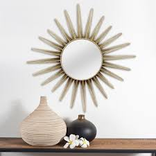 overstock com home decor stratton home decor charlotte wall mirror free shipping today