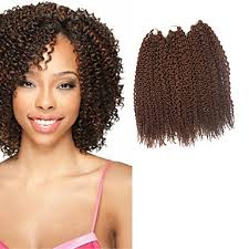 medium size packaged pre twisted hair for crochet braids island twist pre loop crochet braids medium auburn hair extensions