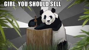 Pick Up Line Panda Meme - hot dog pick up line panda youtube