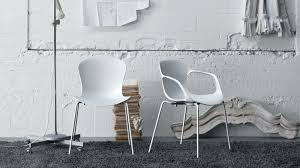 Black And White Armchairs Chairs By Republic Of Fritz Hansen