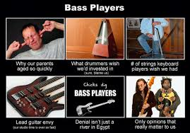 Bass Player Meme - robby mcalpine blogs here everything i needed to know about