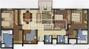 3 bedroom apartment for rent in qq1 gondola building 2 palazzo 4