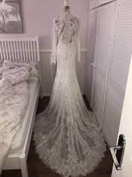 pronovias second hand wedding clothes and bridal wear buy and