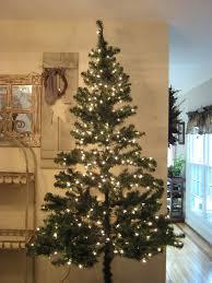 fake christmas trees walmart christmas lights decoration