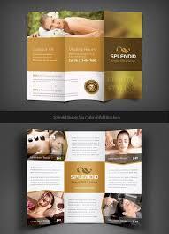 crystal towers spa brochure 31 best spa brochure design images on
