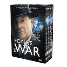 Foyle S War Season 10 S D Parker Western Author Movie Review Foyle U0027s War Season Two